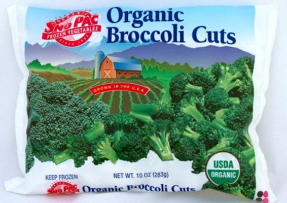 Organic Broccoli Cuts